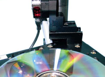 Optical disc test systems