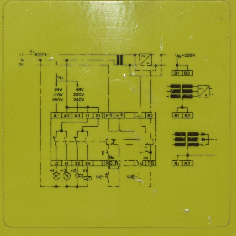 Pilz P1e 2nk Uh 484102 In Stock Compart