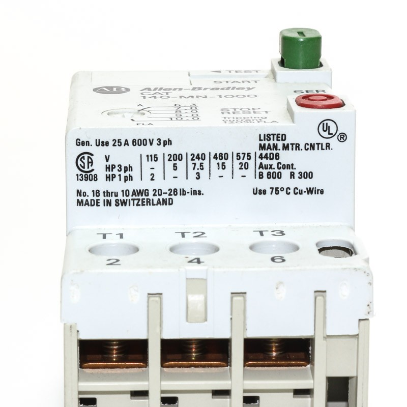 Allen-Bradley 140-MN-1000 - Available Now | Compart